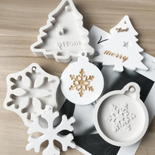 Snowflakes /Christmas tree Silicone Mold Fondant Cake Chocolate Candy Molds Cookies Pastry Cake Baking decorating Tools ballet skirt cakes molds food grade silicone sugar chocolate cake cookies mold diy decorating baking tool