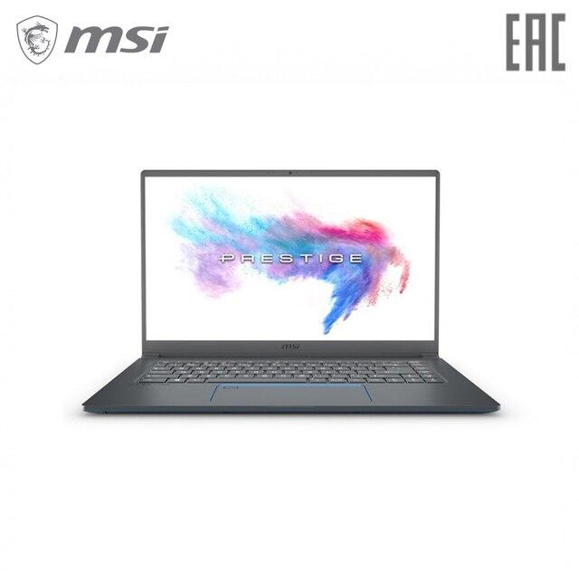 "Ноутбук MSI PS63 8M-273RU 15.6"" FHD IPS 60Hz /i7-8565U/16GB DDR IV/256GB SSD/UMA/Win 10 Grey (9S7-16S111-273)"