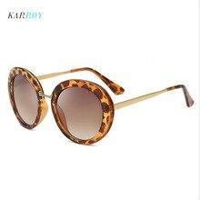New Arrival Big Frame Ladies Sunglasses Colorful Reflective Round UV400 Sun Glasses Women Fashion Eyeglasses 2019