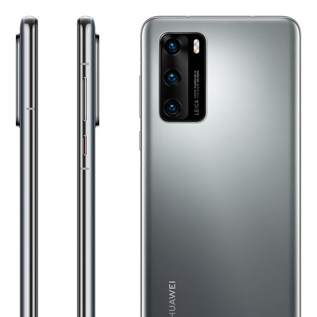 Google Play Global Version Huawei P40 5G Smartphone Kirin 990 8GB 128GB 50MP Ultra