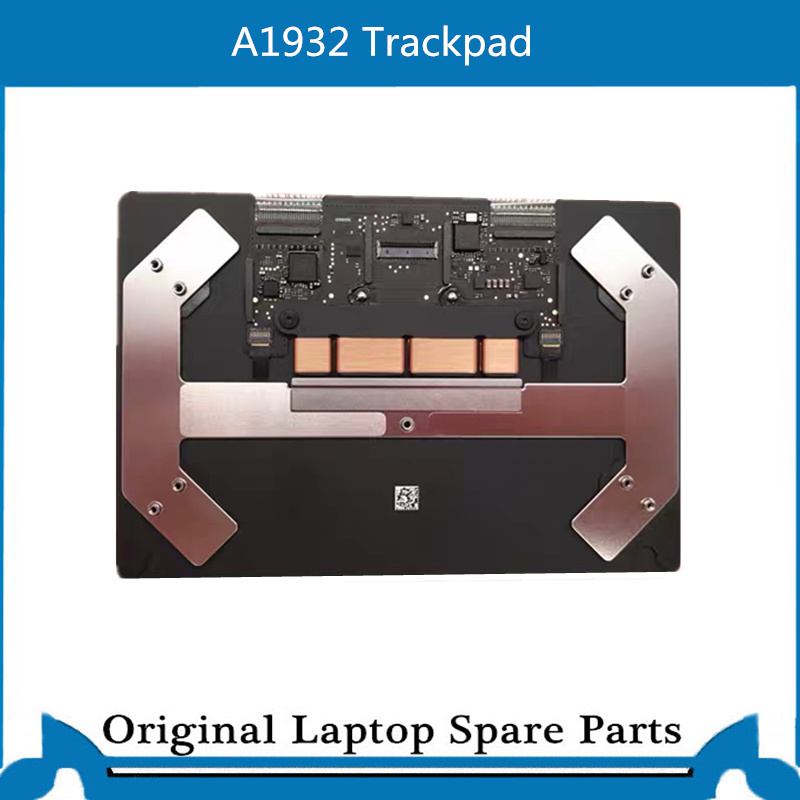 Original <font><b>Trackpad</b></font> For Macbook Air <font><b>A1932</b></font> Touch pad Gold Rose Space Gray Sliver <font><b>Trackpad</b></font> 2018-2019 image