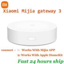 Xiaomi Mijia gateway 3 Gateway multimodale intelligente, Zigbee, Wi-Fi, protocollo Bluetooth, collegamento intelligente, telecomando