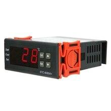 STC-8080A 110-220V на все случаи жизни, Температура контроллер термостат аквариумный датчик