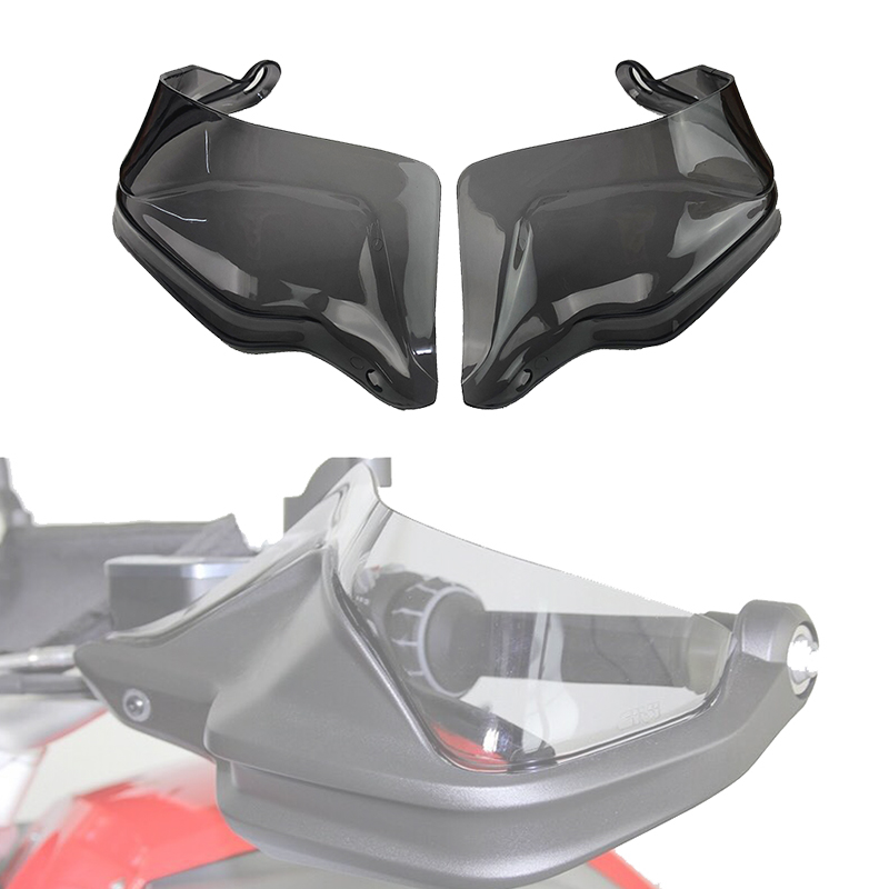 Handguard Hand shield Guard Protector Windshield Smoke For BMW R1200GS ADV F800GS Adventure S1000XR 2014 15 2016 2017 2018 2019(China)