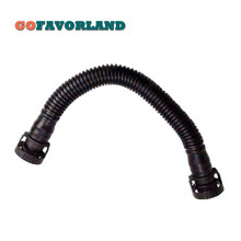 Regulator Breather Vent Hose 06F103221E For VW Eos Golf GTI Jetta Passat For Audi A3 A4 A6 TT For Skoda Octavia For Seat 2.0TFSI dwcx black oil level sensor fit for vw golf gti passat touareg beetle caddy cc eos audi a3 a4 a5 q5 q7 seat skoda 6pr009629