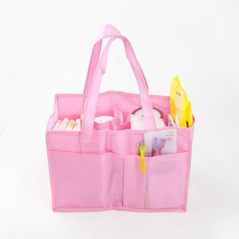 Baby Diaper Bag Multifunctional Organizer Reusable Portable Travel Backpack 34*13*18cm Big Capacity Mummy Bags Activity Gear