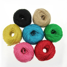 Color primary color hemp rope hanging tag photo wall small wooden clip DIY manual shooting decorative props a total of