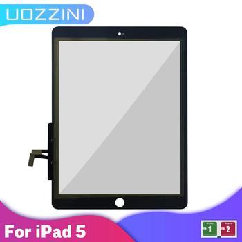 AAA + + + dla iPad 5 A1474 A1475 A1476 zewnętrzny ekran dotykowy Digitizer przedni szklany Panel wymiana dla iPad 5 dotykowy tanie i dobre opinie uozzini NONE Panel dotykowy do tabletu CN (pochodzenie) 7 ~ 10 cal For iPad 5 A1474 A1475 A1476 Ekran pojemnościowy Do urządzeń Apple