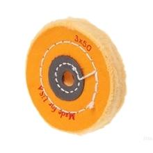 3 дюйма ткань Полировочный диск спонж с разными поверхностями для маникюра шлифовальный станок для ювелирных изделий для ручной работы