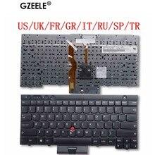 Eua/reino unido/fr/gr/it/ru/sp/tr novo teclado para lenovo thinkpad l530 t430 t430s x230 w530 t530i t430i t430i 04x1263 04w3048 04w3123