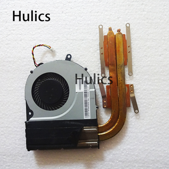 Hulics Original H000068000 Heatsink Cooling Fan 13N0-W9A0302 DFS531305M30T for Toshiba Satellilte P50-B