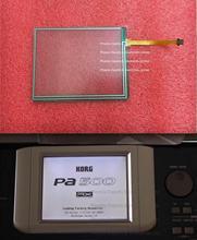 LCD + מגע מסך PA600X3 KORG PA500 מגע X4