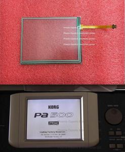 Image 1 - LCD + TOUCH SCREEN PA600X3 KORG PA500 TOUCH X4