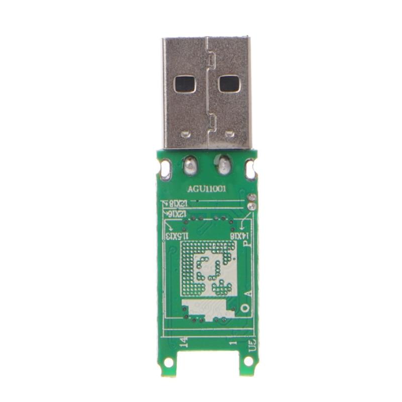 USB 2,0 eMMC адаптер 153 169 eMCP печатная плата без флэш-памяти H8WA