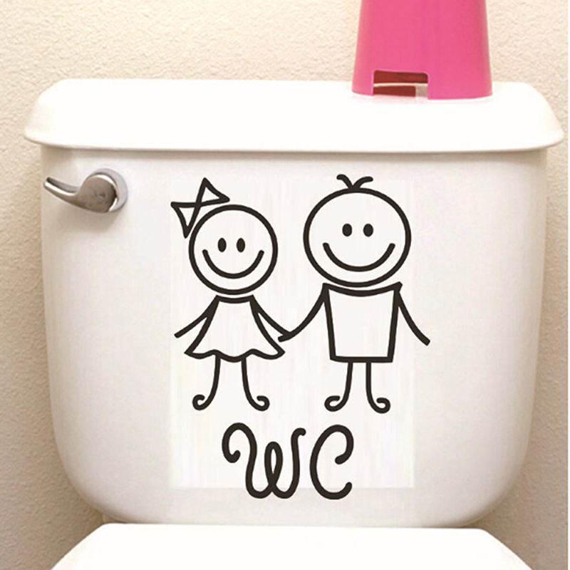 Картинки девочки для туалета на дверь