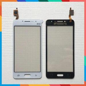 "Image 5 - 50 ชิ้น/ล็อตคุณภาพสูง 5.0 ""สำหรับSamsung Galaxy J2 Prime SM G532 G532 Touch Screen Digitizerเซ็นเซอร์เลนส์กระจกด้านหน้าแผง"