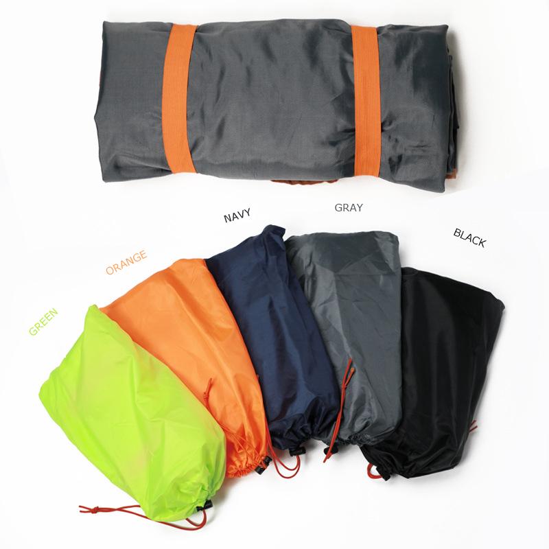 YOUGLE Folding Multifunctional Dual Layer Mat Storage Bag Shoulder Bag For Family Beach Picnic Blanket Mattress Travel