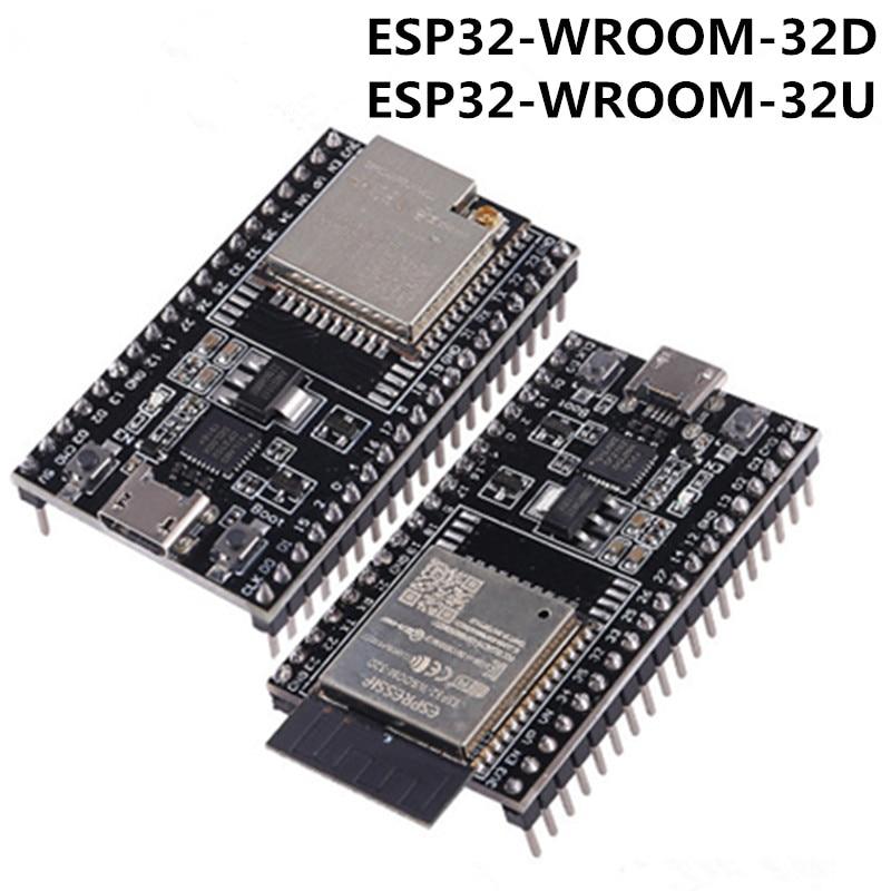 ESP32-WROOM-32D ESP32-WROOM-32U ESP32-DevKitC Core Board ESP32 Development Board WiFi Bluetooth Development Board