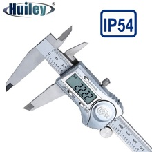Stainless Steel Caliper IP54 Stainless Steel 300mm Electronic Digital Vernier Caliper Height Depth Diameter Measurement Ruler