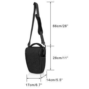 Image 2 - Waterdichte Dslr Camera Bag Case Voor Nikon Z7 Z6 D7500 D3500 D3400 D5600 D5500 D7200 D7100 D7000 D5300 D5200 d3300 D3200