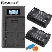 LP E6 LPE6 Lp E6 LP E6N Batterij Voor Canon Eos 5D Mark Iv 5D2 5DS R Mark Ii 2 Iii 3 6D 60D 60Da 7D 7D2 7DII 70D Batterij