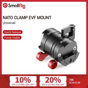 Image 1 - SmallRig  EVF Mount For Universal DSLR Camera Rotatable Monitor Camera Mount With Nato Clamp To Fix Monitor With Camera  2141