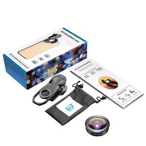Image 5 - Apexel HD 170 lente de videocámara Super gran angular para lente Dual lente única iPhone,Pixel,Samsung Galaxy todos los teléfonos inteligentes para xiaomi