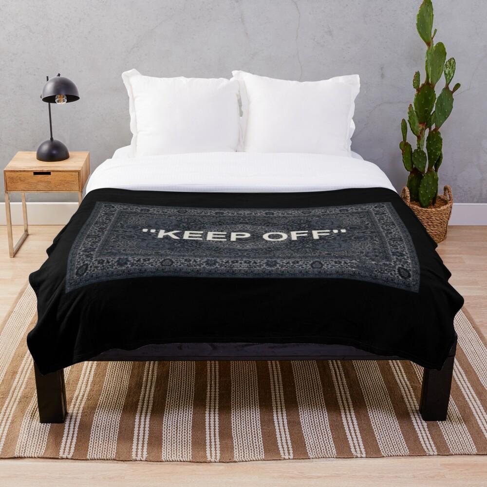 Off White Rug Keep Off Throw Blanket Soft Sherpa Blanket Bed Sheet Single Knee Blanket Office Nap Blanket