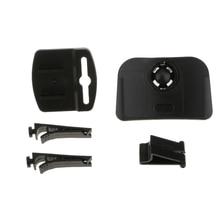 2pcs Car GPS Mounting Mount On Auto Ventilation For Tom Tom XL - Black 10 mm 2pcs tarot landing skid mount tl68b01 tl68c01 gimbal suspender mounting hook 10mm black