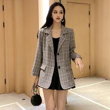 Autumn Spring Women Casual Blazers Coats New Fashion Korean