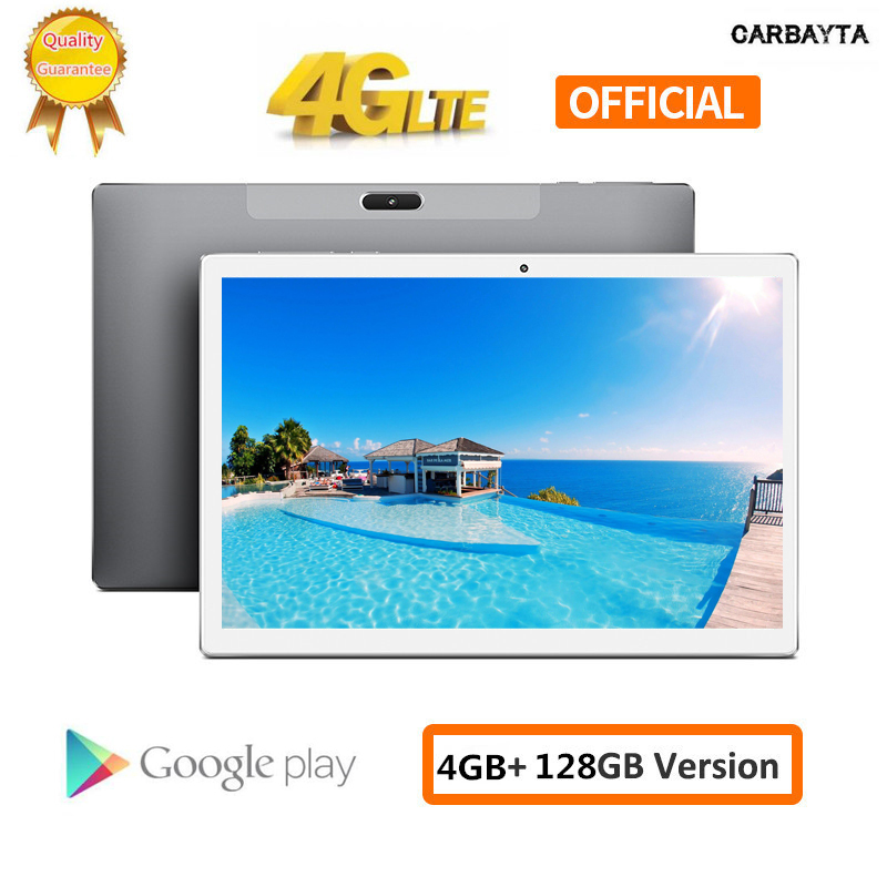 Tablets X20L Tablet PC 10 Inch Andriod 1920*1200 IPS 4G LTE 10 Core MT6797 4GB RAM 128GB ROM Type-C GPS Wifi Support PUBG Game