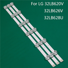 LED טלוויזיה תאורה חלק החלפה עבור LG 32LB620V ZD 32LB626V ZE 32LB628U ZB LED בר תאורה אחורית רצועת קו שליט DRT3.0 32 ב