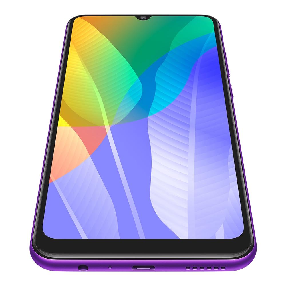 Original HUAWEI Y6P 4GB+64GB Smart Phone EMUI 10.1 5000 mAh battery 6.3 inch Mobile Phone Colorful 8MP+13MP Camera Cellphone