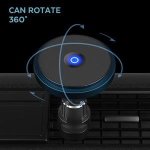 Image 5 - Bonola المغناطيسي سيارة لاسلكي للشحن ل iPhone12/12 برو/12 Mini/12 برو ماكس Magsafe سريع 15 واط سيارة لاسلكية حامل هاتف شاحن