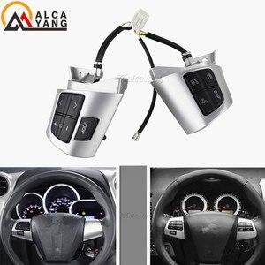 Image 4 - Toyota Corolla / Wish / Rav4 / Altis OE 품질 용 최고급 스티어링 휠 스위치 버튼
