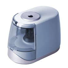 Pencil Sharpener Electric Auto for 6-8mm Stop Helical-Blade Heavy-Duty Usb/battery-Operated