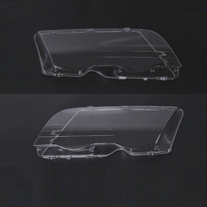 Image 5 - Car Headlight Cover For BMW E46 98 01 Automobile Left Right Headlamp Head Light Lens Covers Auto Accessories