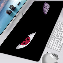70x30cm Uchiha Mouse Pads Carpet Mouse Notbook Computer Pad Mouse Professional Gaming Mousepad Gamer to Keyboard Mouse Mat Manga