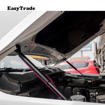 For Ford Ranger 2019 Accessories Front And Rear Hood Shock Lift Struts Support Bonnet Gas Spring Damper Shock 2 Pcs 2015-2019