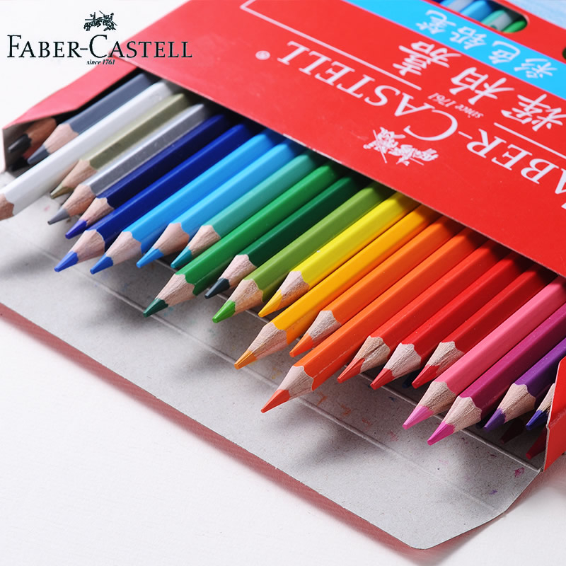 24 36 o 60 Surtido Faber Castell Polychromos Lápices De Colores Juego 12