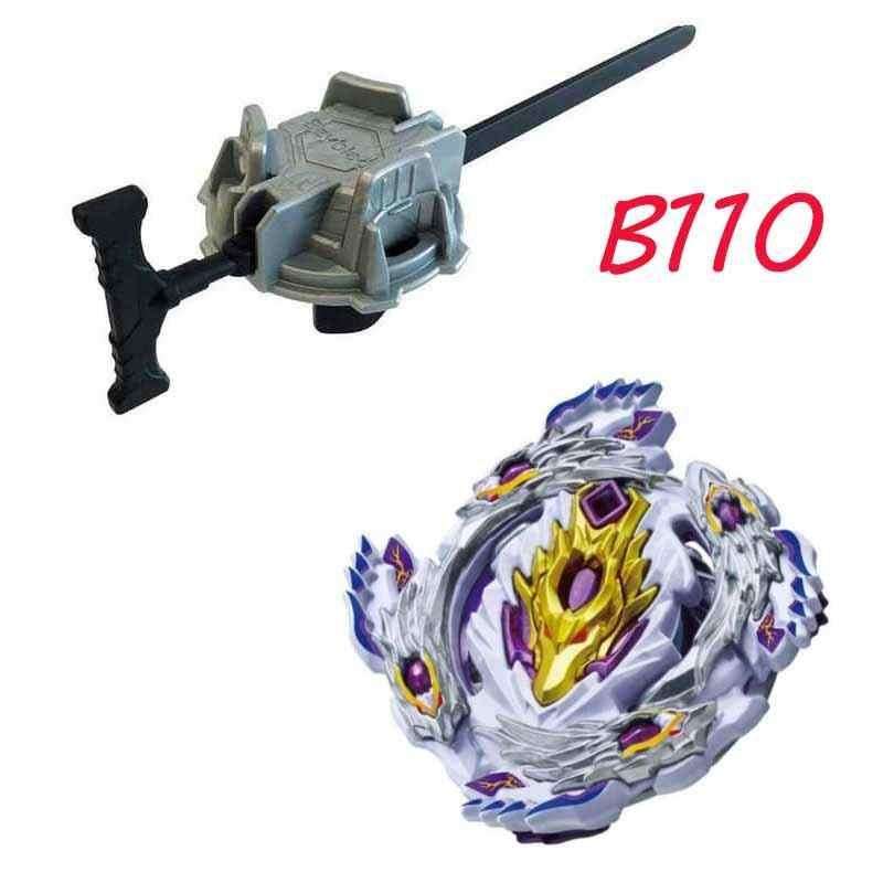 Juguetes Beyblade Burst, B-121 de B-117 de B-113, B-122 para bebés, Toupie, Bayblade burst, fusión de metales, God Top Bey Blade, cuchillas de juguete
