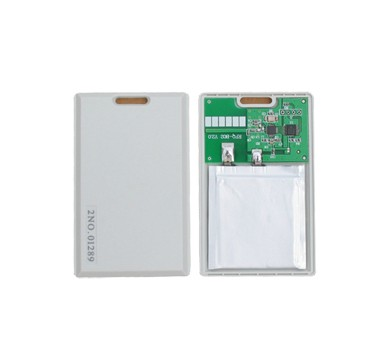 2.45G Wireless RFID System Positioning Tracking Card Attendance System Card