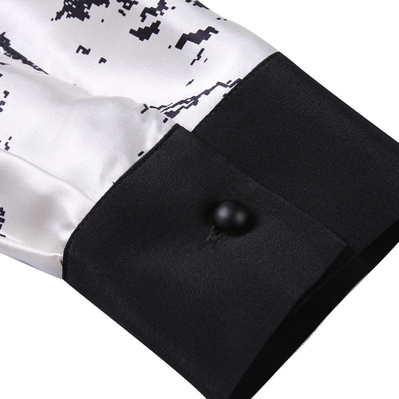 Camisa de las mujeres 100% Real pura blusa de seda de las mujeres de la ropa 2020 Coreana de primavera elegante blusas Mujer Tops OL camisetas ZT2254 - 3