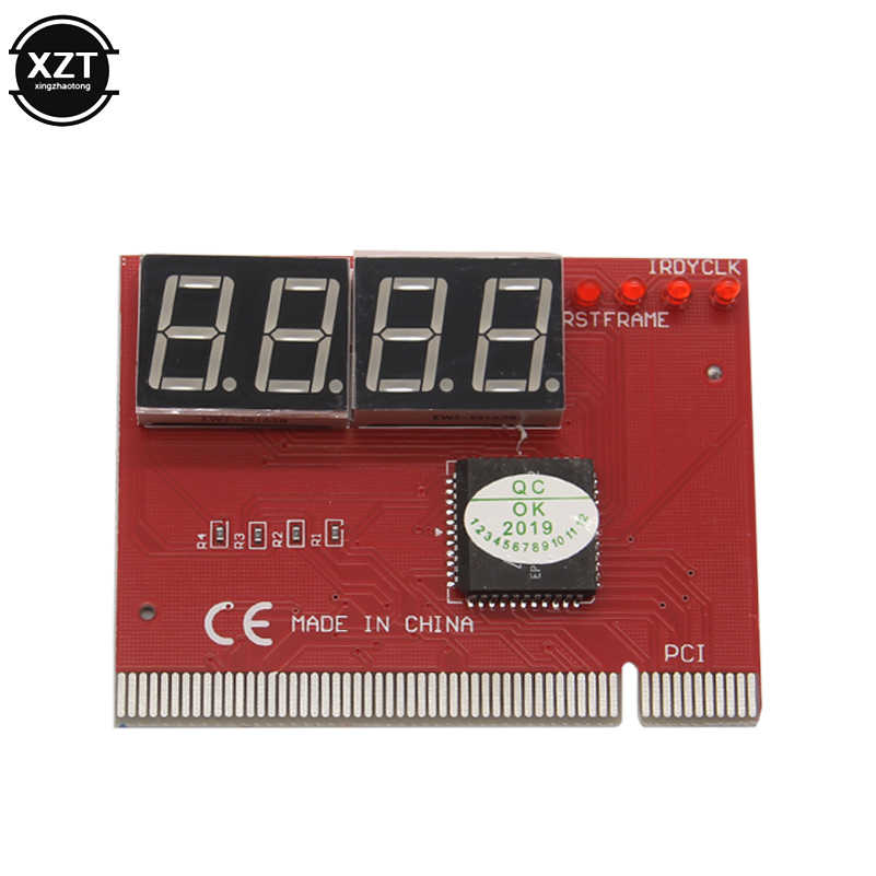 Carte mère d'ordinateur portable Mini PCI PCI-E LPC POST carte de diagnostic de dépannage