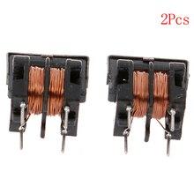 2 шт. UU9.8 UF9.8 общий режим дроссель индуктор 15MH/25MH/30MH для фильтра