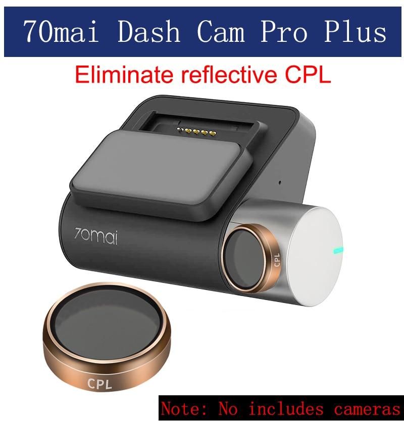 Für original 70mai Dash Cam pro plus CPL Eli mi nate reflektierende CPL Für original xiao mi 70 mai pro circular CPL polarisator 1 stücke