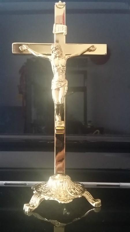 La croix de jésus catholique saint chrétien ornements artisanat