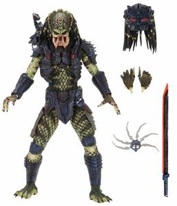 NECA Armored Lost PREDATOR ULTIMATE EDITION FIGURE BNIB FREE POSTAGE Figure Model Gift