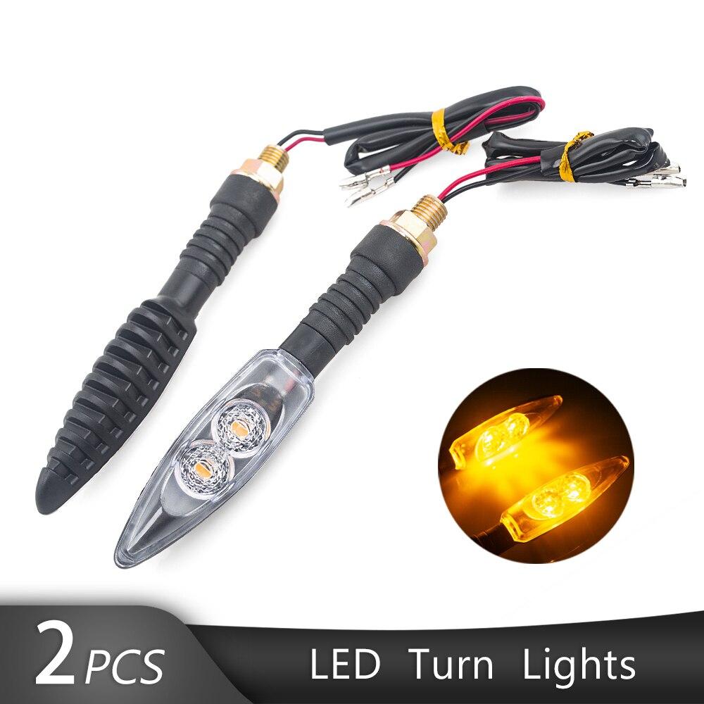 For BMW Motor HP4 S1000R S1000RR S1000XR R1200GS R1200R R1200RS Motorcycle Front Rear LED Turn Signal Indicator Light Blinker