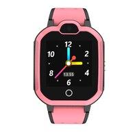 4G Relógio Inteligente Tela de Toque Wifi GPS Tracker SOS SIM Telefonema telefone crianças GPS de monitoramento de posicionamento do bebê À Prova D' Água relógio